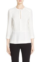 Belstaff Women's 'Lilly' Crepe Sable Blouse