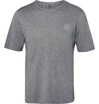 Iffley Road Cambrian Dri Release Running T Shirt Gray
