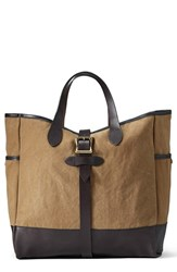 Filson Men's Rugged Canvas Tote Bag