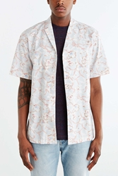 Shades Of Grey By Micah Cohen Vacation Button Down Shirt