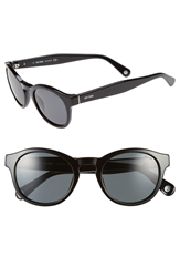 Jack Spade 'Collin' 48Mm Polarized Sunglasses Black Grey