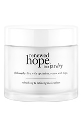 Philosophy 'Renewed Hope In A Jar Dry' Refreshing And Refining Moisturizer