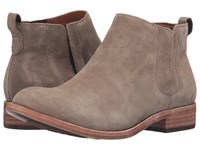 Kork Ease Velma Taupe Suede Women's Pull On Boots