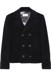 Each X Other Wool And Cashmere Blend Peacoat Blue