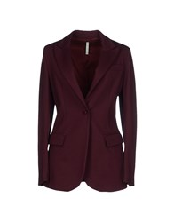 Imperial Star Imperial Suits And Jackets Blazers Women Deep Purple