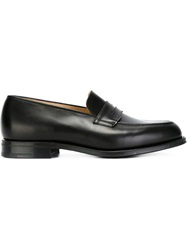 Church's Classic Penny Loafers Black