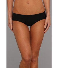 Commando Cotton Bikini Cbk01 Black Women's Underwear