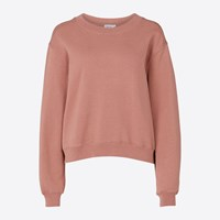 Filippa K Rosewood Cropped Sweater