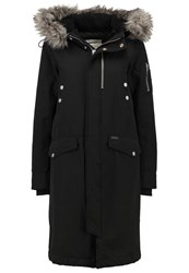 Khujo Clivie Winter Coat Black