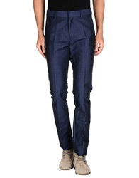Acne Studios Casual Pants Dark Blue