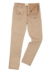 Realm And Empire Relaxed Fit Combat Trouser Stone