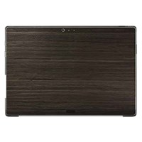 Toast Real Wood Cover For Microsoft Surfaceebony