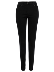 Gerry Weber Roxy Perfect Slim Leg Jeans Regular Length Black