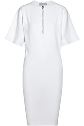 Stella Mccartney Stretch Knit Dress White