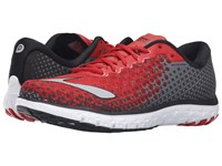 Brooks Pureflow 5 High Risk Red Black Silver Men's Running Shoes