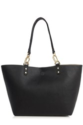 Oasis Rhea Reversible Tote Black Multi