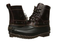 Sperry Decoy Boot Amaretto Men's Lace Up Boots Brown