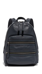 Marc Jacobs Biker Backpack Storm Grey