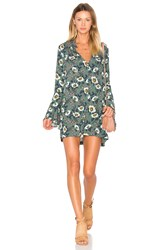 Free People Magic Mystery Tunic Green
