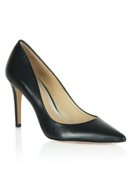 Daniel Aysgarth Pointed Court Shoes Black