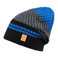 Barts Wells Beanie One Size Black Multi