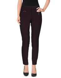 Elizabeth And James Trousers Casual Trousers Women Deep Purple
