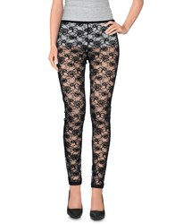 Blumarine Underwear Trousers Leggings Women Black