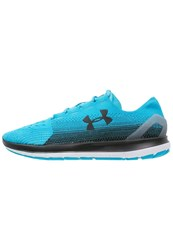 Under Armour Speedform Slingride Lightweight Running Shoes Blue White Black