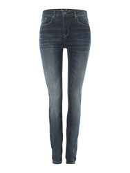 Blend She Bright Fally Slim Jeans Blue