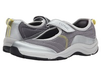 Vionic With Orthaheel Technology Action Sunset Mary Jane Dark Grey Women's Maryjane Shoes Gray