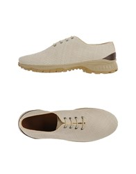 Trussardi Footwear Low Tops And Trainers Men Beige