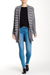 Heartloom Anja Cardigan Gray