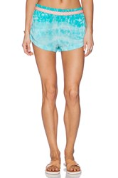 Gypsy 05 Voile Short Blue
