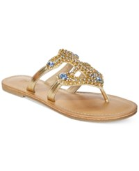 Dolce By Mojo Moxy Ahoy Flat Sandals Women's Shoes
