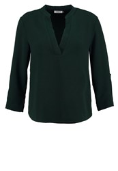 Only Onlturner Blouse Scarab Dark Green