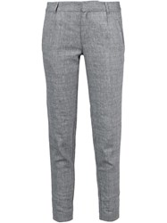 A.P.C. Tapered Trousers Blue