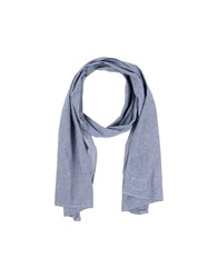Engineered Garments Oblong Scarves Blue
