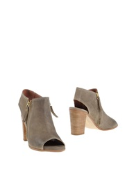 Carmens Shoe Boots Military Green