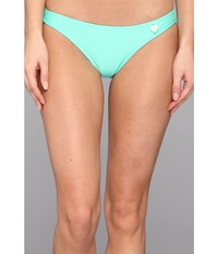 Body Glove Smoothies Basic Bikini Bottom Lagoon Women's Swimwear Blue
