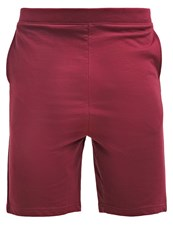 Your Turn Tracksuit Bottoms Burgundy Bordeaux