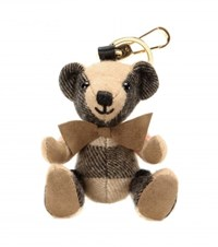 Burberry Thomas Bear Charm Beige