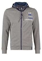 Gaastra Sailor Tracksuit Top Dark Grey Heather Mottled Grey