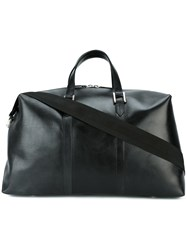 Golden Goose Deluxe Brand Medium 'Equipage' Holdall Black