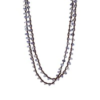 Feathered Soul Women's Depth Wrap Necklace No Color