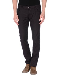 Richmond Denim Casual Pants Deep Purple