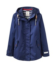 Joules Waterproof Hooded Jacket Navy