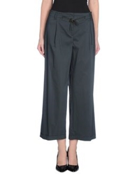 Cividini Casual Pants Dark Green