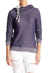 Roxy Sharing Song Pullover Blue