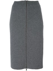 Christian Wijnants 'Kazimir' Skirt Grey