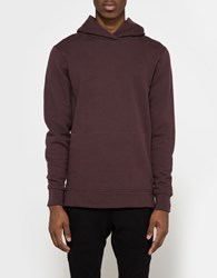 John Elliott Hooded Villain In Maroon